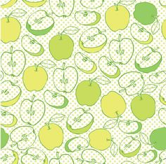 FRUIT & VEGETABLES by Ohn Mar Win, via Behance