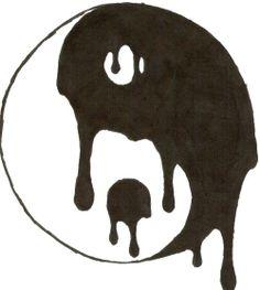 yin yang melt