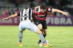 """BotafogoDePrimeira: Botafogo """"faz a quina"""", afunda o Santa Cruz e se c..."""