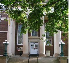 Dewey Library, University at Albany Downtown Campus, Albany, NY