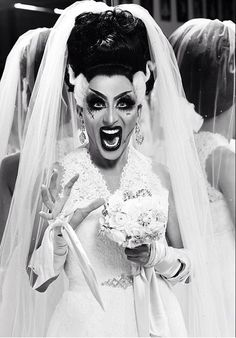Bianca Del Rio by Out Mag