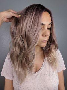 O noua NUANTA DE SATEN va domina anul 2019Beauty Revealed.ro Latest Hairstyles, Blond, Your Hair, Hair Color, Long Hair Styles, Beauty, Haircolor, Long Hairstyle, Long Haircuts