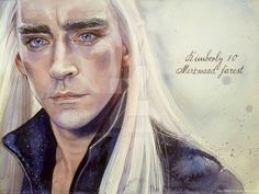 Grieving for Mirkwood