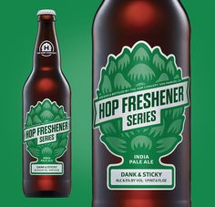 Noted: New Logo and Packaging for The Hop Concept by Experiences for Mankind