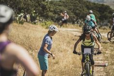 Check out these Women's MTB Camps if you're female and looking to up your game on a mountain bike this summer