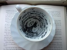 Harry Potter: Grim Cup With Saucer