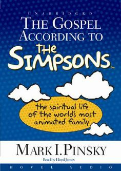 The Gospel According to the Simpsons - Pinsky Mark
