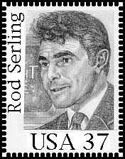 Rod Serling does deserve a postage stamp.