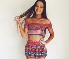 #conjunto #sweet #cute #summer