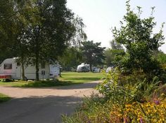 Touring  Camping Holidays - Kelling Heath Caravan Site Norfolk, UK