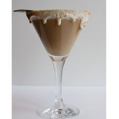 The Peninsula S'mores Martini -  Gather 'round the fire for this toasty treat from the bar at the Peninsula Chicago. The dessert-worthy combination of butterscotch schnapps, Godiva chocolate liquer, and marshmallow Fluff, will make you feel like a kid again.