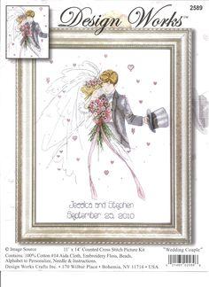 Design Works 2589 Wedding Couple