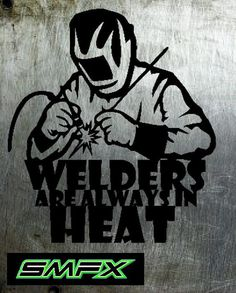 Hey, I found this really awesome Etsy listing at https://www.etsy.com/listing/223808621/welder-metal-sign