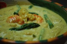 Fish Curry with Spinach & Coconut
