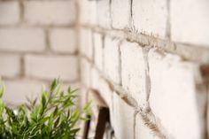 Paint a brick wall