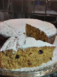 Greek Sweets, Greek Desserts, Vegan Desserts, Best Cake Recipes, Sweets Recipes, Baking Recipes, Light Cakes, Cake Cookies, Yummy Cakes