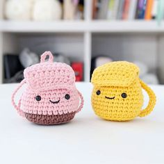 Mesmerizing Crochet an Amigurumi Rabbit Ideas. Lovely Crochet an Amigurumi Rabbit Ideas. Cute Crochet, Crochet Toys, Crochet Baby, Knit Crochet, Easy Amigurumi Pattern, Amigurumi Doll, Backpack Decoration, Backpack Pattern, Crochet Keychain