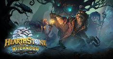 Blizzard Announces Hearthstone's First Year of the Raven Expansion: The Witchwood