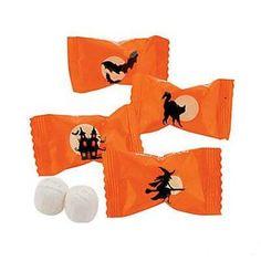 Bald ist Halloween! Pünktlich zum schaurigsten Fest des Jahres haben wir gruselige Buttermints im Halloween-Look für euch. Aber auch viele andere neue Süßigkeiten und Deko-Artikel findet ihr bei uns. Stöbern lohnt sich ;)