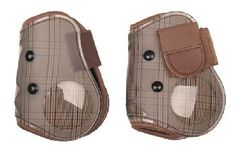 Fetlock boots -Indy- HKM. Comes in fronts too.