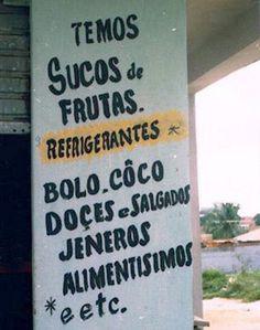 São mais do que alimentos: são alimentíssimos. | 22 erros de português tão elaborados que era mais fácil ter escrito certo