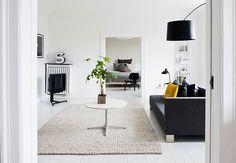 K R i S P I N T E R I O R : Graphic, Sharp, and Simple | Rikke's home