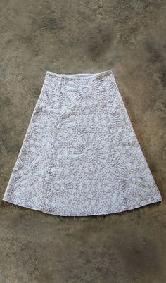 Alabama Chanin - DIY Facets Swing Skirt