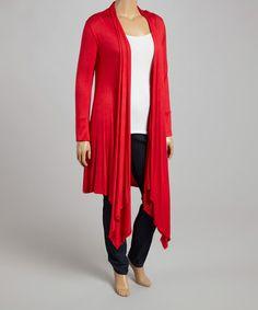 Red Duster - Plus #zulily #zulilyfinds