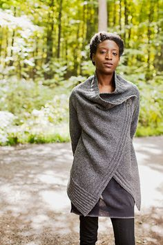 Eternity Cardigan by Jared Flood from Knit Purl website
