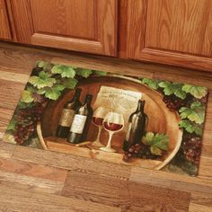 decorating your kitchen with a wine bottle theme classica decor blog for the home pinterest wine decor decorating and bot - Wine Themed Kitchen Ideas