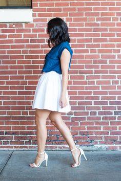 Jessica Simpson lace