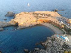 Vista de La Manga del Mar Menor desde el faro. Pulse en la fotografía para ver #casas_en_La_Manga Murcia Spain