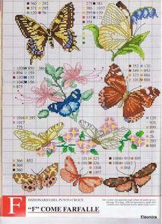 Mooie vlinders
