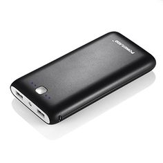 Poweradd Pilot X7 MP-3461BK 20000mAh External Battery Power Bank for Smartphones and Tablets - Black