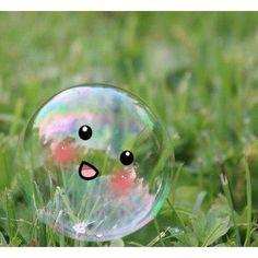 Bubbling Bubble!
