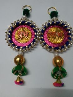 Diwali Decoration Items, Decorative Items, Side Dishes, Drop Earrings, Creative, Decorative Objects, Drop Earring, Side Dish