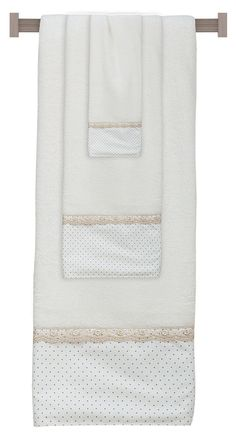 Daily towels embroidery .. S-16
