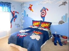 HOLLY, you could paint a mural like that, couldn't ya?! Lol