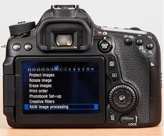 Canon 70D, Serious Enthusiast DSLR: Guided Tour | Expert photography blogs, tip, techniques, camera reviews - Adorama Learning Center