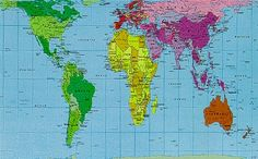 Peters Projection: cartographers for social justice