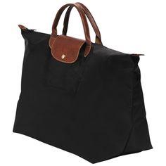 work bag...Travel bag - Le Pliage - Luggage - Longchamp - Black - Longchamp United-States