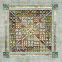 The Caron Collection Designer Spotlights - lots of other beautiful designs on the linked website.
