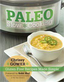 Paleo Slow Cooking cookbook