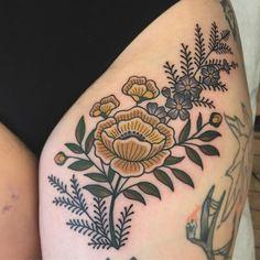 body art Super fun one / thanks for sitting l - art Neue Tattoos, Body Art Tattoos, Sleeve Tattoos, Pretty Tattoos, Beautiful Tattoos, Cool Tattoos, Tatoos, Piercings, Piercing Tattoo