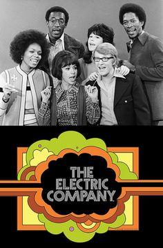 1971 Electric Company cast members: Lee Chamberlin, Bill Cosby ...