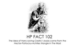 HP facts - Cedrics death.
