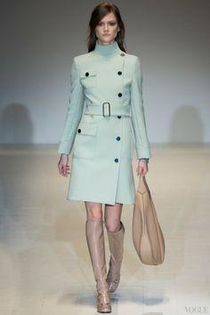 Gucci – Осень-зима 2014/2015 Ready-to-Wear – Коллекции | Vogue Ukraine
