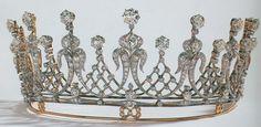 Elizabeth Taylor's Cartier Tiara: