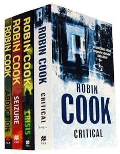"""Robin Cook - the grandfather of medical suspense thrillers. """"Coma"""" was just the beginning!"""