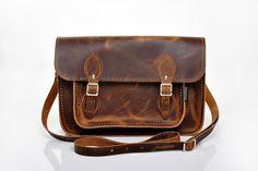 Leather Sachel